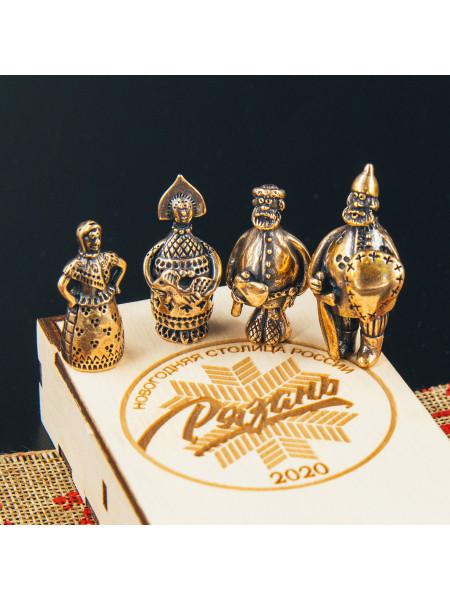 Подарочный набор с символами Рязани