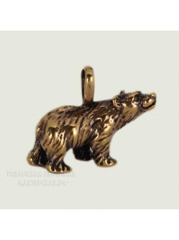 Медведь маленький с петелькой