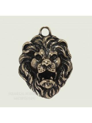 Подвеска голова Льва
