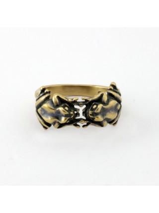 Кольцо две лягушки