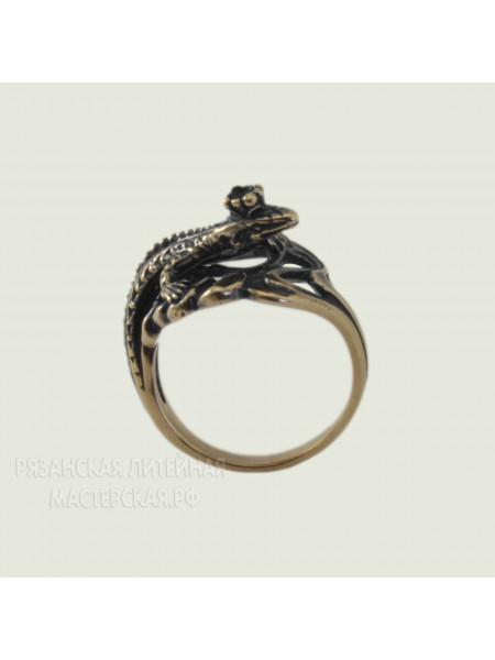 Кольцо Ящерица