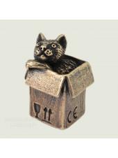 Напёрсток Кот в коробке