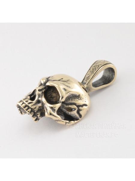 Подвеска череп